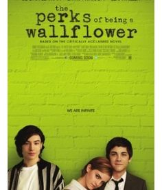 I've probably read this book 4 times and I absolutely love it. Can't believe years later they're finally coming out with a movie! so excited. The Perks of Being a Wall Flower