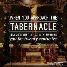When you receive Holy Communion, you are actually receiving The Body and Blood of Jesus Christ