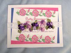 Purple Passion Infant Headband on Stretch by TurtlestonesBoutique, $7.00
