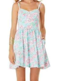 Lilly Pulitzer Ardleigh in Lobstah Roll I literally just got this dress yesterday! I'm obsessed!