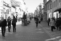 Boulevard in Brasov