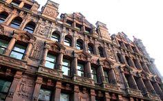 Which Glasgow building ?