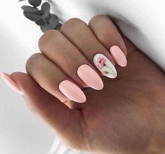 Semi-permanent varnish, false nails, patches: which manicure to choose? - My Nails Spring Nails, Summer Nails, Cute Nails, Pretty Nails, Hair And Nails, My Nails, Nail Polish, Manicure E Pedicure, Nail Swag