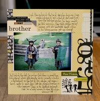 A Project by vistagirl from our Scrapbooking Gallery originally submitted 08/15/08 at 12:00 AM