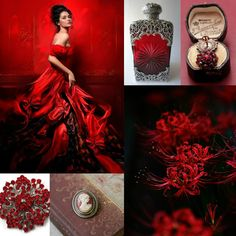 Beautiful Pictures with a English, Victorian, Scottish and Irish twist.Red Vintage Fashion  https://www.ouwbollig.eu https://www.facebook.com/ouwbollig.eu/?