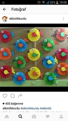 Love Craft, Craft Work, Diy Projects To Try, Home Projects, 3d Paper, Paper Crafts, Articles For Kids, September Crafts, Art For Kids