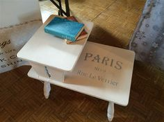 Vintage Two Tiered Table