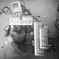 James Blake at Maida Vale Studio 4