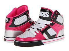 Osiris Nyc83 Vlc W Women's Skate Shoes