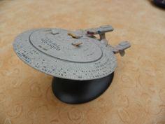 USS Enterprise D (alternate) Admiral Riker