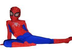 Костюм человека-паука своими руками. Идеи карнавальных костюмов на Modistkaonline.com Deadpool, Superhero, Fictional Characters, Fantasy Characters