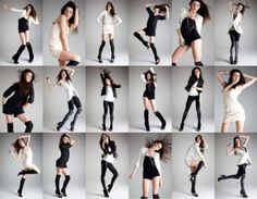 """Pose and Postures. Everyone must learn the """"broken doll"""" pose. It's a fashi… Pose and Postures. Everyone must learn the """"broken doll"""" pose. It's a fashion favorite… Model Poses Photography, Photography Ideas, Senior Photography, Photography Women, Photography Music, Photography Magazine, Photography Business, Digital Photography, Editorial Photography"""