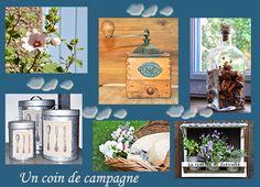 Détail de décorations de l 'intérieur de la maison de Brigitte, gite de charme dans le Finistère.