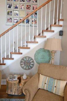 27 besten treppe bilder auf pinterest in 2018 treppe einrichtung und hausflur. Black Bedroom Furniture Sets. Home Design Ideas
