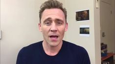 Coming to you from a dressing room on the set of Thor 3 in Australia, is megastar Tom Hiddleston. He's given his reaction to a UNICEF film out of Guinea, fea...