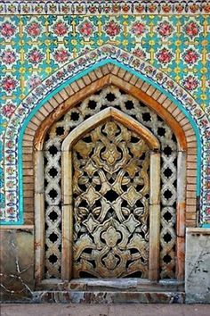 The front door, Marruecos