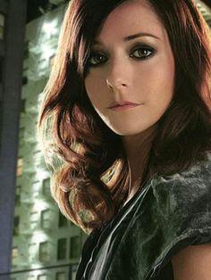 Alyson Hannigan from Buffy