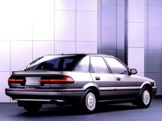 Toyota Sprinter Cielo G (AE91) '05.1987–06.1991
