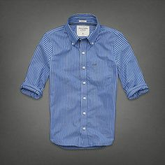 hollister shirts for men blue - photo #27