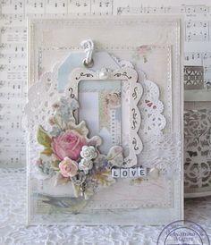 Vintage Cafe Card Challenge: Объявляем Набор в ДК