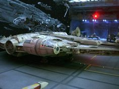 Hangar - Base Rebelde de Star Wars