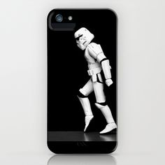 Stormwalking iPhone Case by Gareth Payne #iPhone_Case #Star_Wars