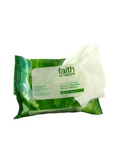Faith in Nature Cleansing Face Wipes