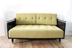 Canapé daybed lit Maison Nordik vintage Kvadrat Textiles Danish Modern