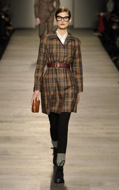 New York Fashion Week: Marc by Marc Jacobs autumn/winter 2012