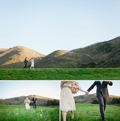 A Romantic Sausalito Engagement Shoot: Jacqueline + Kyle | Green Wedding Shoes Wedding Blog | Wedding Trends for Stylish + Creative Brides