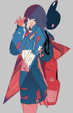 Discovered by Find images and videos about anime, anime girl and daisukerichard on We Heart It - the app to get lost in what you love. Anime Art Girl, Manga Art, Anime Girls, Aesthetic Art, Aesthetic Anime, Pretty Art, Cute Art, Art And Illustration, Arte Obscura