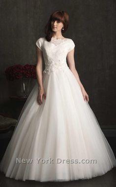 Allure M501 Dress - NewYorkDress.com