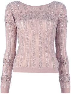 e59bebe0c13 EMILIO PUCCI Knit Sweater Sequin Sweater