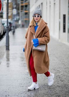 The Street Style Look We're Stealing From Berlin Fashion Week