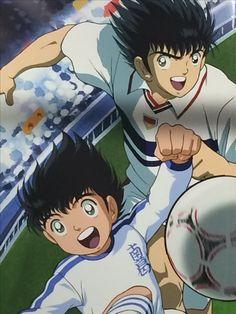 Campeones: Oliver y Benji - Supercampeones / Captain Tsubasa
