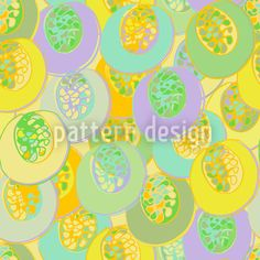 Citronelli pattern designed by Bethania Lima, available on patterndesigns.com