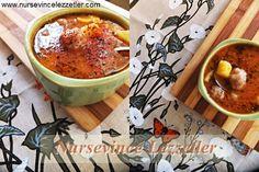 Salçalı Pirinçli Sulu Köfte Tarifi | Yemek Tarifleri