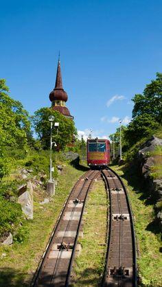 Skansen-Open-Air-Museum-Stockholm-Sweden- via the funicular   9/13