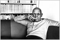 Michel Foucault (1926 –1984) was a French philosopher, social theorist, historian of ideas, and literary critic. His philosophical theories addressed what power is and how it works, the manner in which it controls knowledge and vice versa, and how it is used as a form of social control. Foucault is best known for his critical studies of social institutions, most notably psychiatry, social anthropology of medicine, the human sciences, the prison system, and the history of human sexuality.