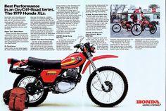 1979 Honda XL500S | Flickr - Photo Sharing!