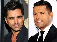 John Stamos (just gets more sexy with age)