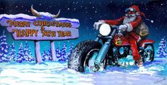 Harley-Davidson Christmas Wallpaper | ... Forum - Community & Infos über Harley-Davidson - Merry Christmas