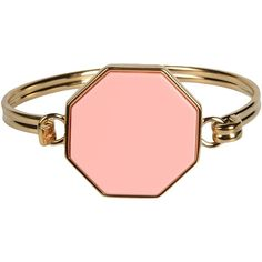 Marc By Marc Jacobs Bracelet (¥8,840) ❤ liked on Polyvore featuring jewelry, bracelets, light pink, marc by marc jacobs jewelry, marc by marc jacobs and marc by marc jacobs bangle