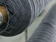 草露白(くさのつゆしろし)カシミヤのセーターとストール