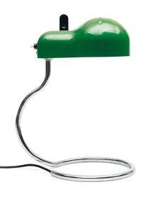 JOE COLOMBO Lampe à poser modèle « Topo ». Edition Stilnovo. Ca. 1970