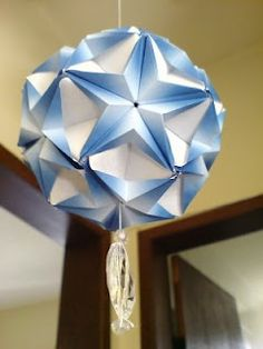 Leo garcia :: origami ::: kusudama sea star
