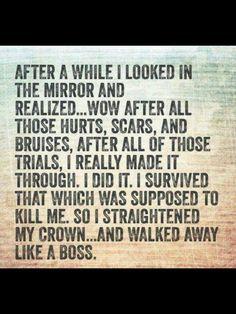 Warrior quote Personal Developmental Quotes #Quote