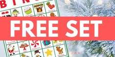 Available for free on SendOwl Christmas Bingo, Christmas Themes, Christmas Crafts, Santa Cake, Nursing Home Activities, Bingo Cards, Reindeer, Reading, Free