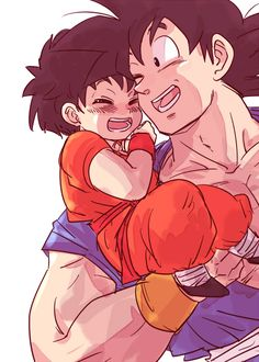 Dragon Ball Z - Goku & Pan #pixiv