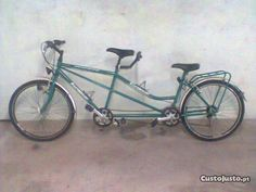 bicicleta 2 lugares